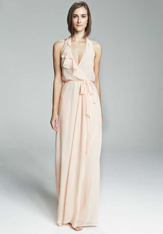 Nouvelle Amsale Bridesmaids Erica Halter Bridesmaid Dress