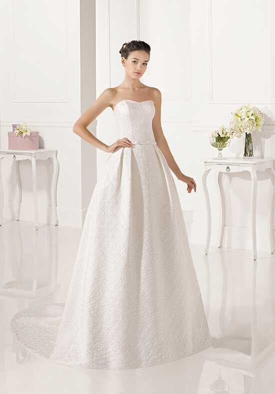 Adriana Alier Zulema A-Line Wedding Dress