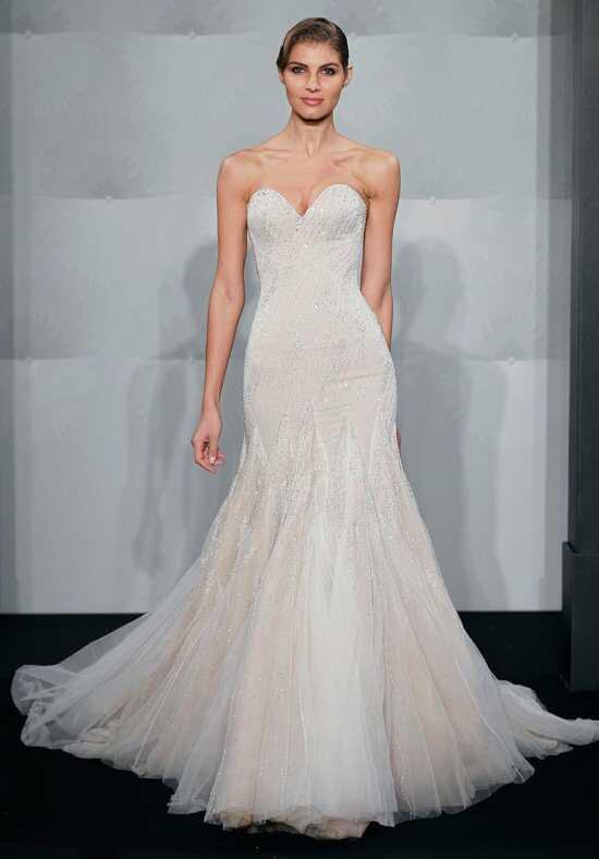 Mark Zunino for Kleinfeld 58 Mermaid Wedding Dress