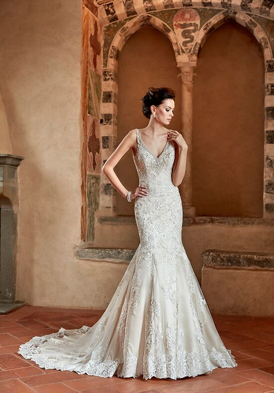Eddy K CT183 Mermaid Wedding Dress