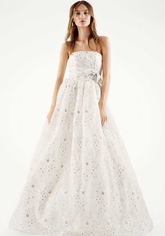 White by Vera Wang VW351219 Wedding Dress photo