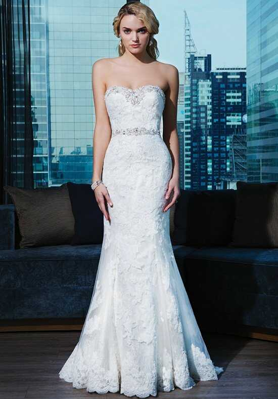 Justin Alexander Signature 9720 Mermaid Wedding Dress