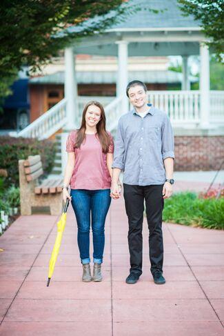 Courtney Hall And Adam Hattabaugh Wedding Photo 2