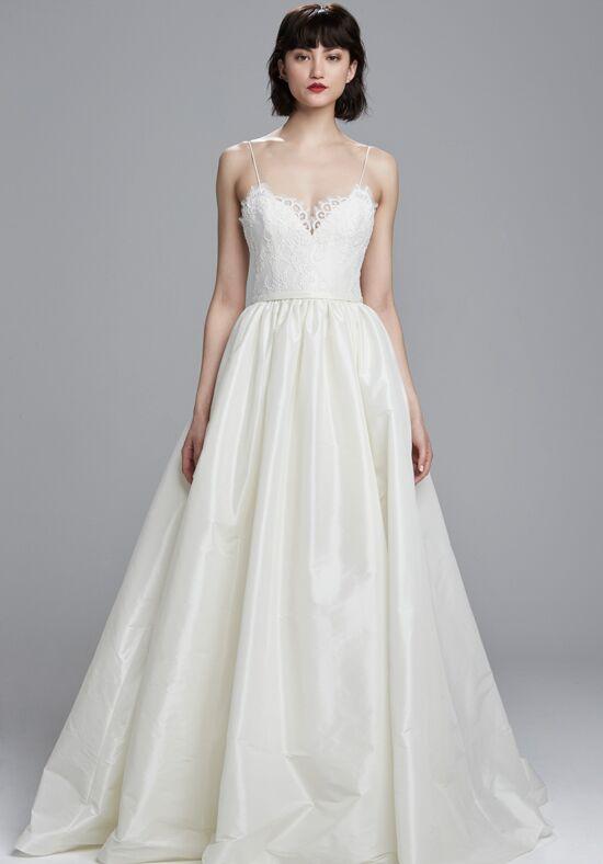 Nouvelle amsale carey wedding dress the knot for Nouvelle amsale wedding dress