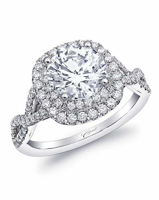 Coast Diamond Charisma Collection - LC10029 Engagement Ring photo
