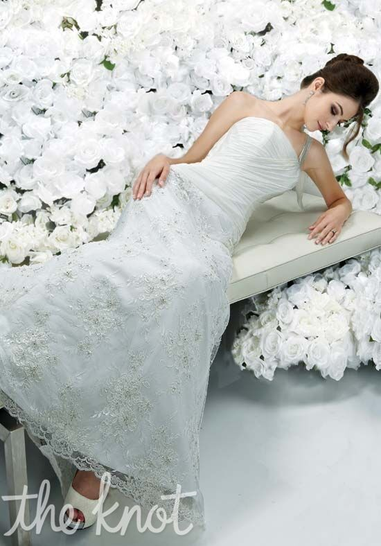 Impression Couture 6818 A-Line Wedding Dress