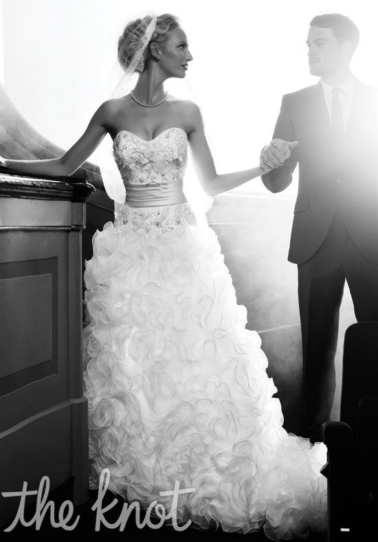 Justin Alexander 8567 Ball Gown Wedding Dress