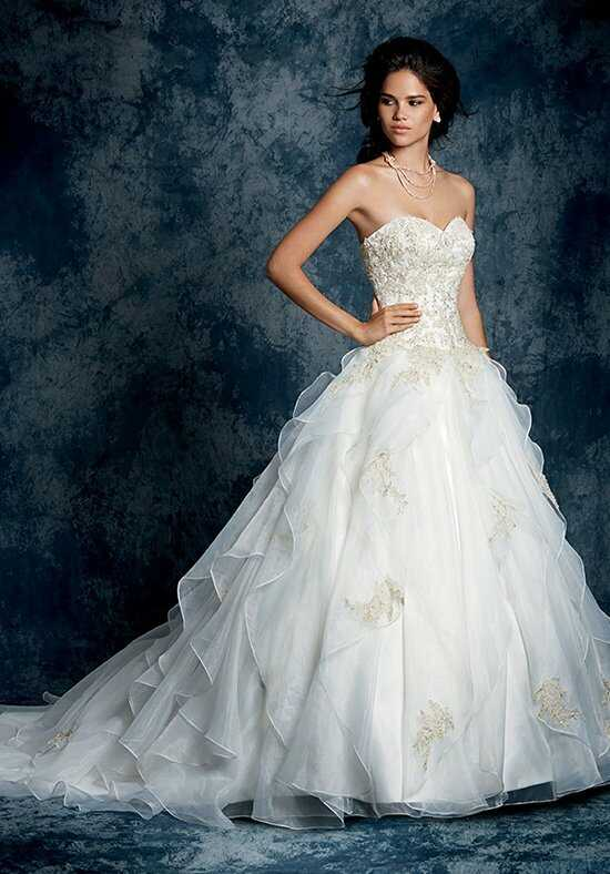 Alfred Angelo Sapphire Bridal Collection 899 Wedding Dress photo