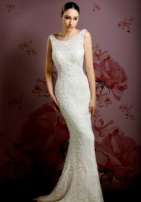 Ysa Makino KYM76 Sheath Wedding Dress