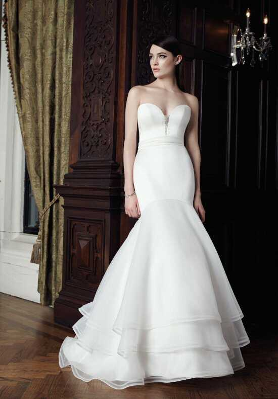 Mikaella 2002 Mermaid Wedding Dress