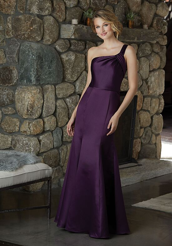 Morilee by Madeline Gardner Bridesmaids 21587 One Shoulder Bridesmaid Dress