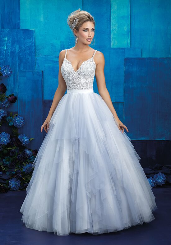 Allure Bridals 9425 Ball Gown Wedding Dress