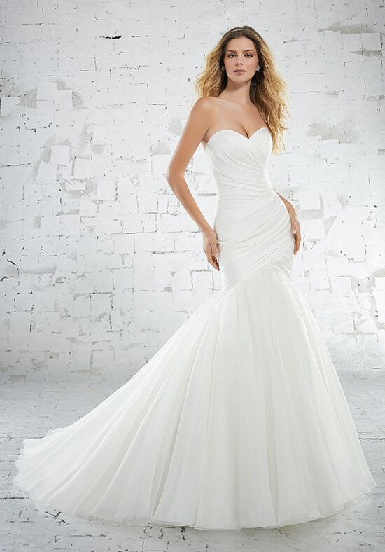 Morilee by Madeline Gardner/Voyage Kenna/6886 Mermaid Wedding Dress