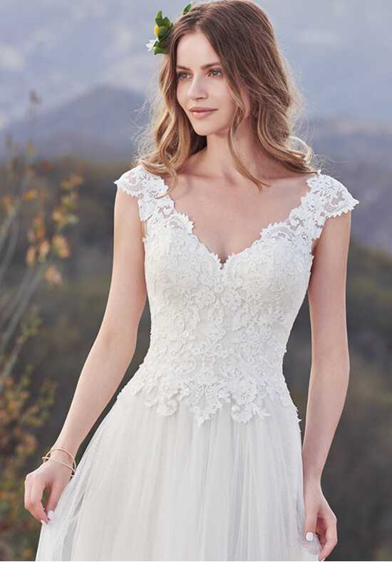 Maggie Sottero Hensley A-Line Wedding Dress