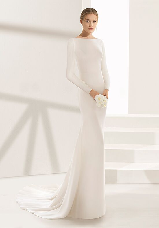 Rosa Clara Couture Dylan Sheath Wedding Dress
