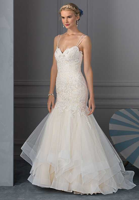 Beloved by Casablanca Bridal BL240 Sapphire Mermaid Wedding Dress