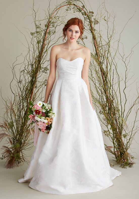 Lea Ann Belter Lucille Ball Gown Wedding Dress