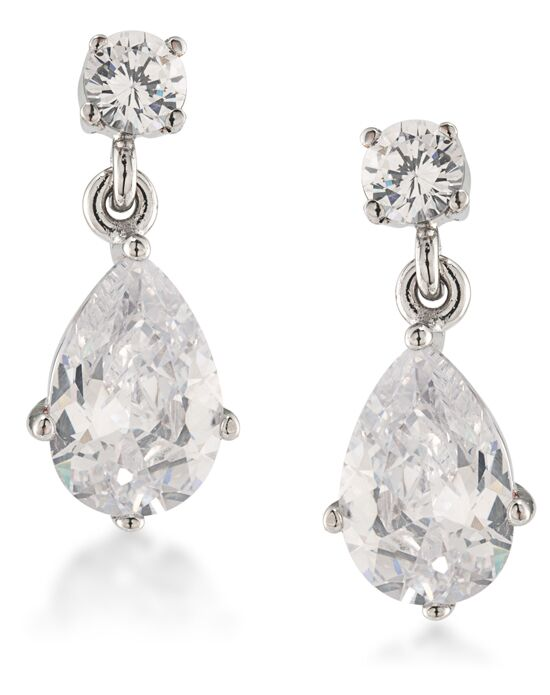 Carolee Jewelry CLP00401S100 Wedding Earring photo