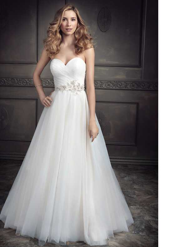 Kenneth Winston: Ella Rosa Collection BE338 Ball Gown Wedding Dress
