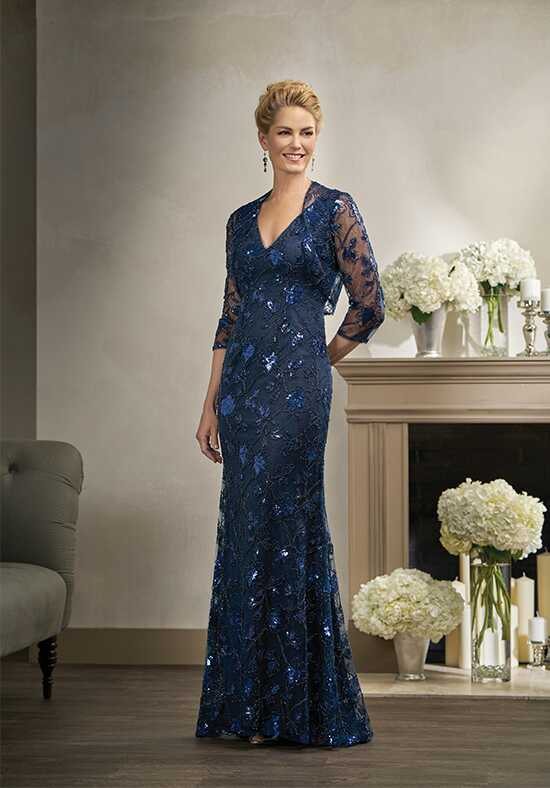 Jade Couture K198008 Blue Mother Of The Bride Dress