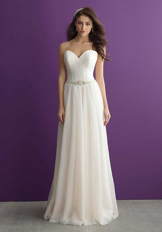 Allure Romance 2962 A-Line Wedding Dress