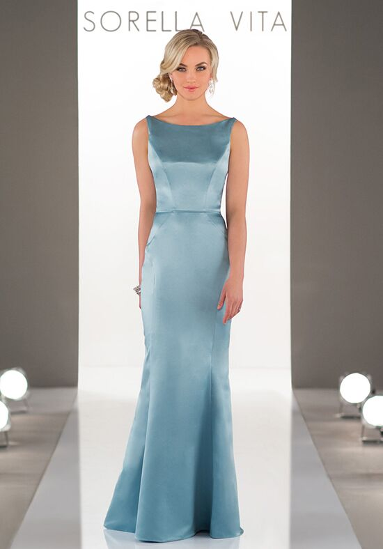 Sorella Vita 8918 V-Neck Bridesmaid Dress