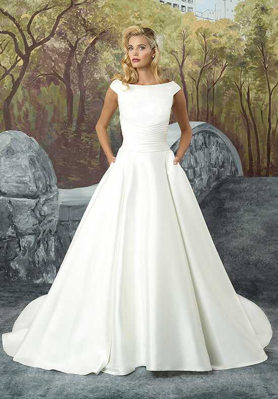 Justin Alexander 8929 Ball Gown Wedding Dress