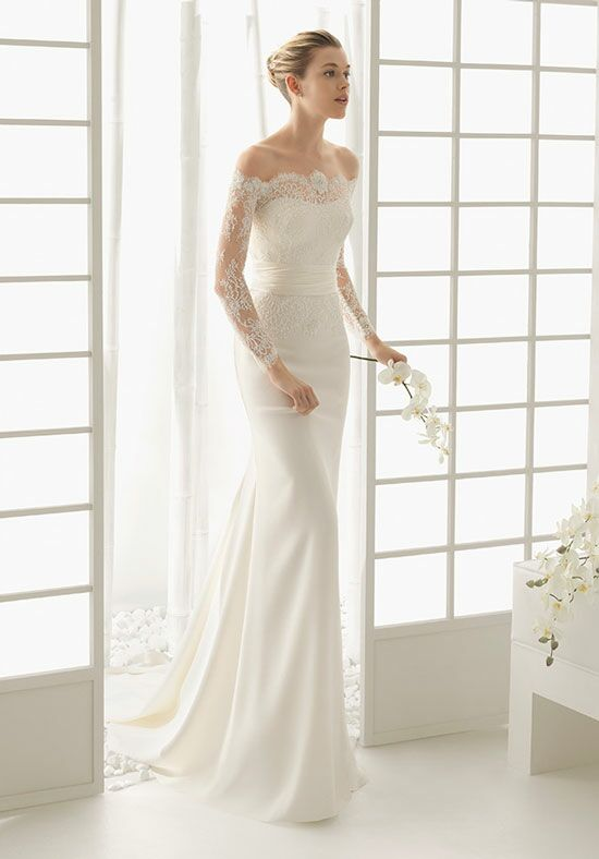 Rosa Clará DADO Mermaid Wedding Dress