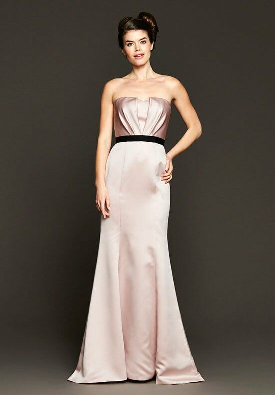 Badgley Mischka BM15-2 Sweetheart Bridesmaid Dress