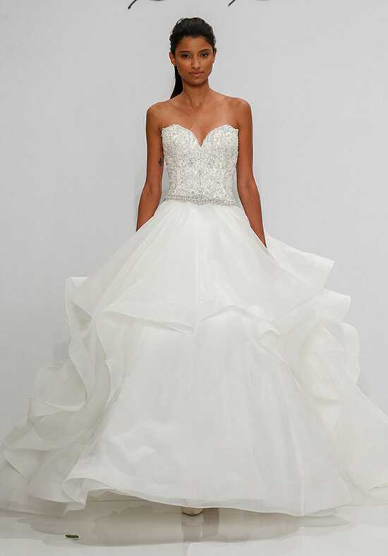 Dennis Basso for Kleinfeld 14115N Ball Gown Wedding Dress