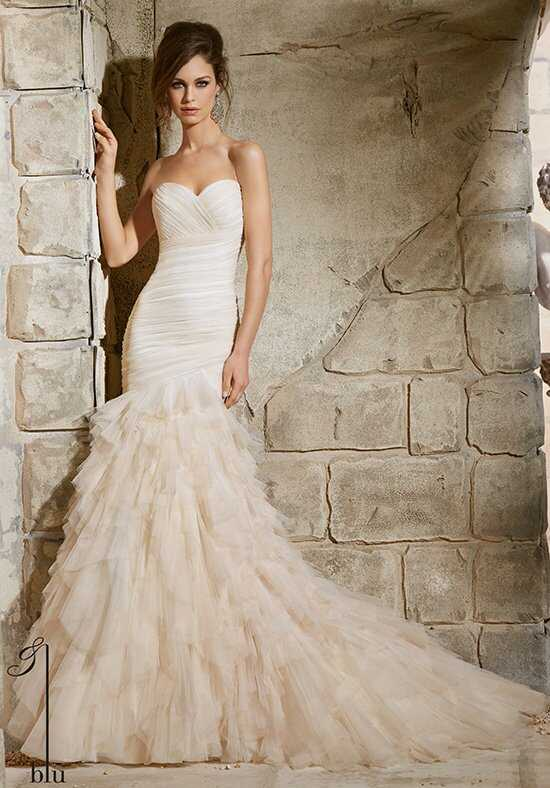 Tulle wedding dresses morilee by madeline gardnerblu junglespirit Images