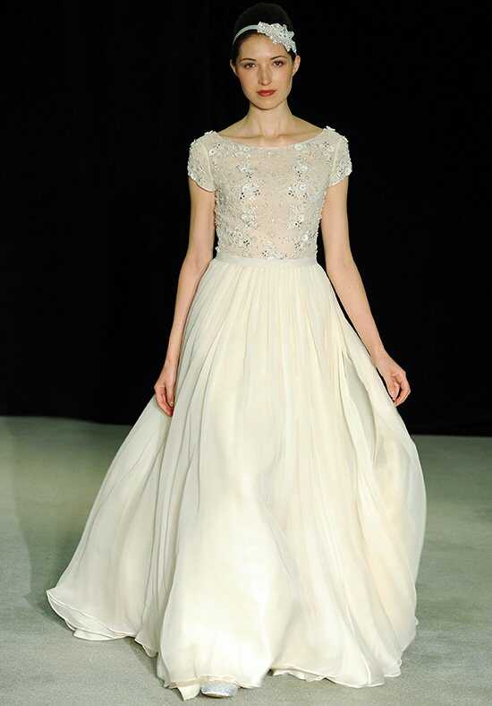 Anne Barge Beloved Sheath Wedding Dress