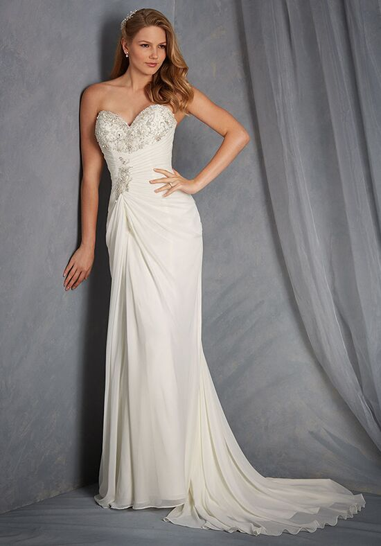 Alfred Angelo Signature Bridal Collection 2563 A-Line Wedding Dress