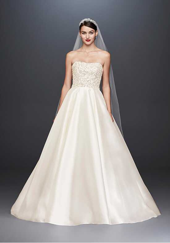 Oleg Cassini at David's Bridal Oleg Cassini at David's Bridal Style CWG791 Ball Gown Wedding Dress