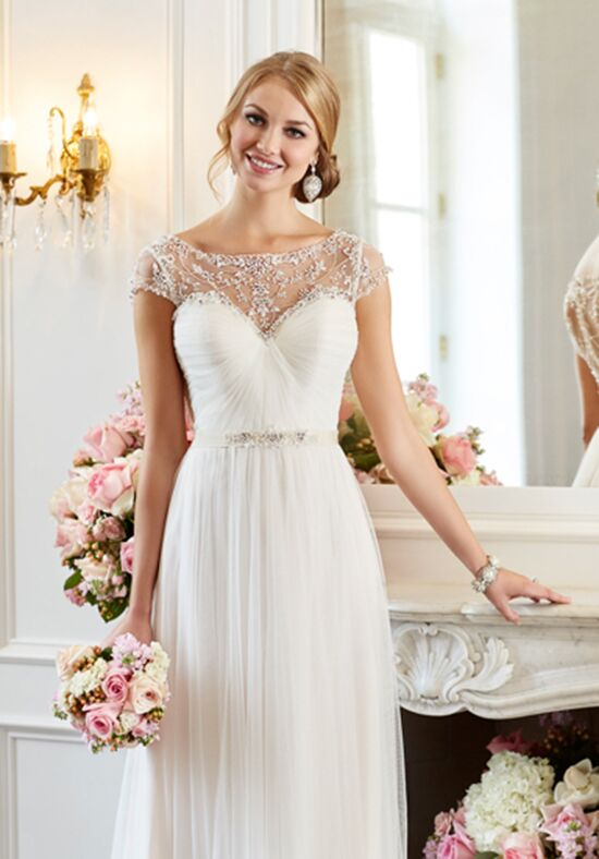 Stella York 6263 A-Line Wedding Dress