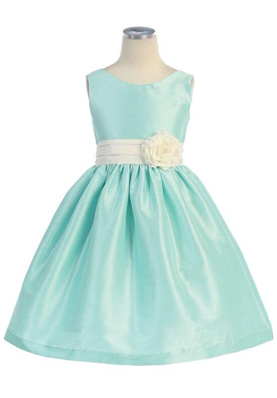 Kids Formal 395 Flower Girl Dress - The Knot