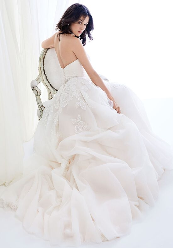 Kenneth Winston: Ella Rosa Collection BE398 Ball Gown Wedding Dress