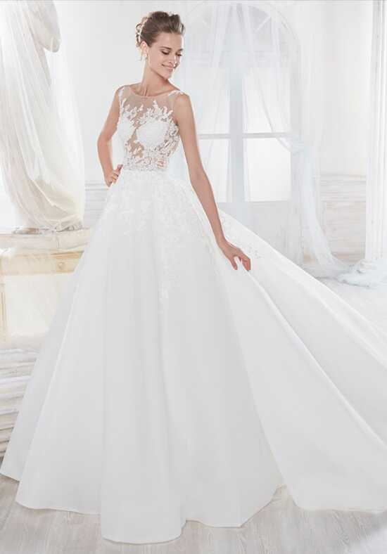 Nicole Collection 2018 NIAB18115 Ball Gown Wedding Dress