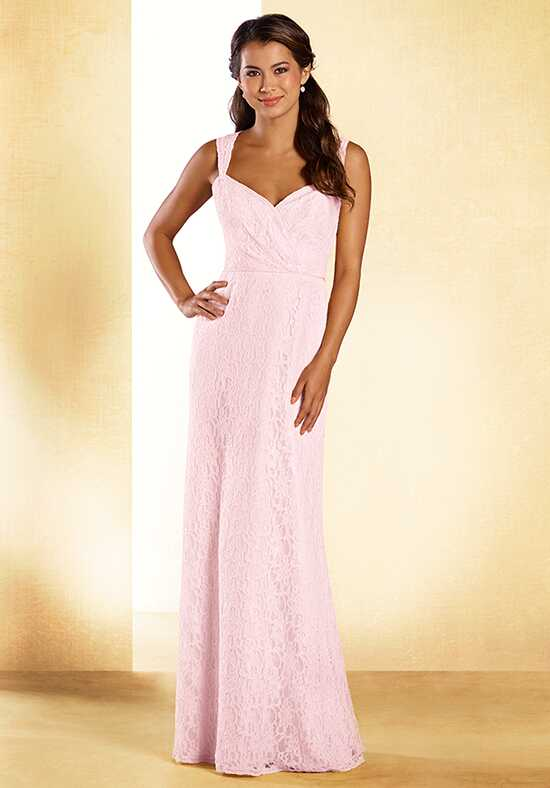 Alfred Angelo Disney Royal Maidens Collection 537 Sweetheart Bridesmaid Dress