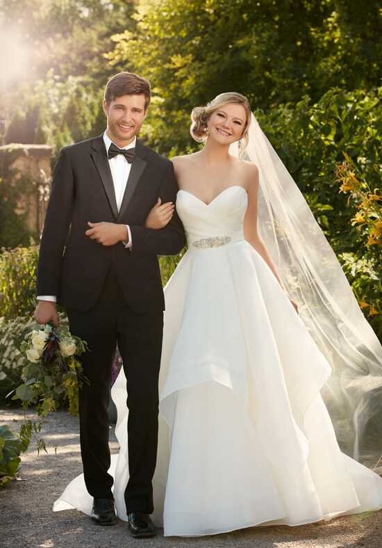 Essense of Australia D2094 Wedding Dress photo