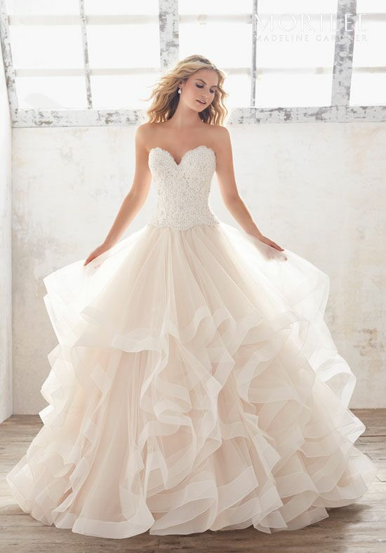 Morilee by Madeline Gardner Marcia/8116 A-Line Wedding Dress