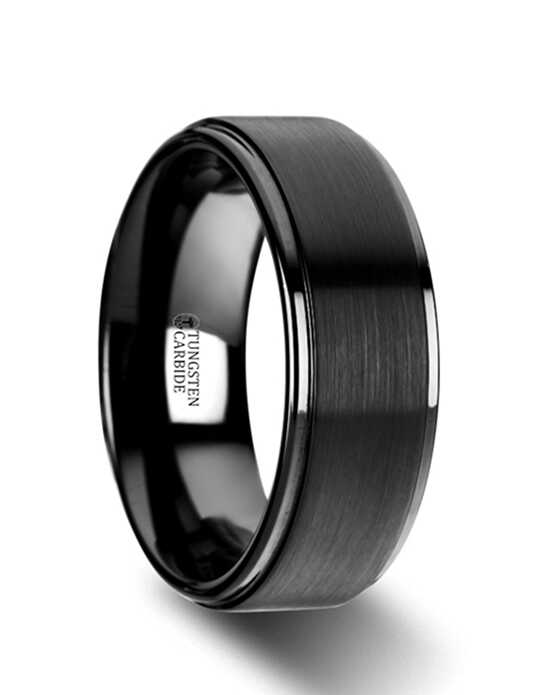 mens tungsten wedding ring wedding rings 5804