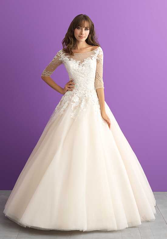Allure Romance 3006 Ball Gown Wedding Dress