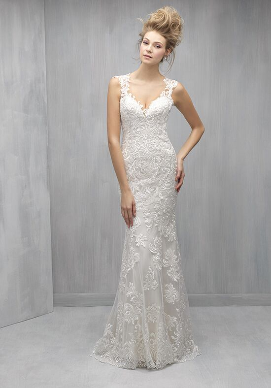 Madison James MJ260 Sheath Wedding Dress