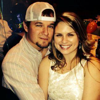 Jennifer Mitchell And Luke Wedding Photo 2