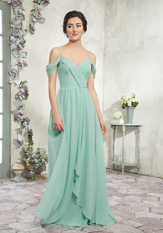 Amalia by Mary's Bridal MB7012 Sweetheart Bridesmaid Dress
