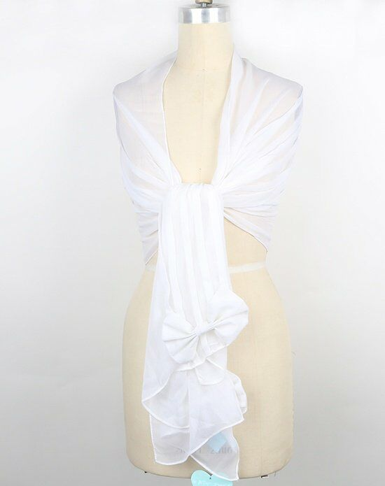 Blue by Betsey Johnson BL10100 white White Wrap