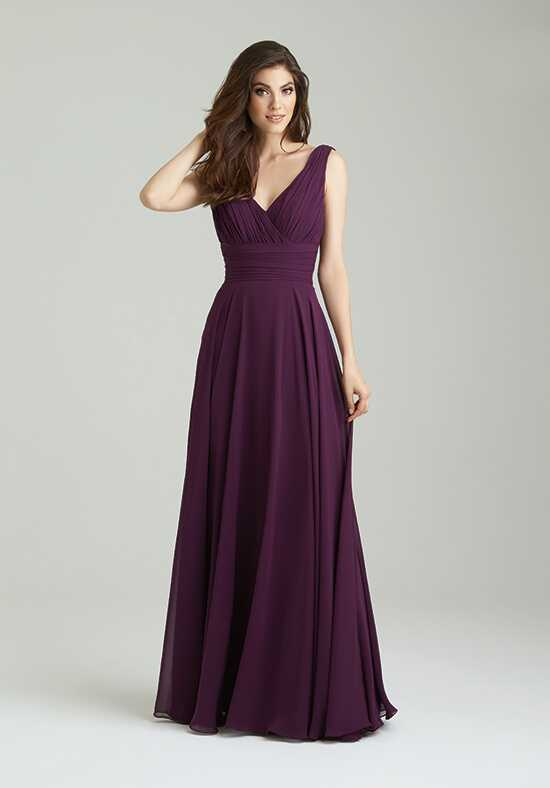 Allure Bridesmaids 1455 Bridesmaid Dress photo