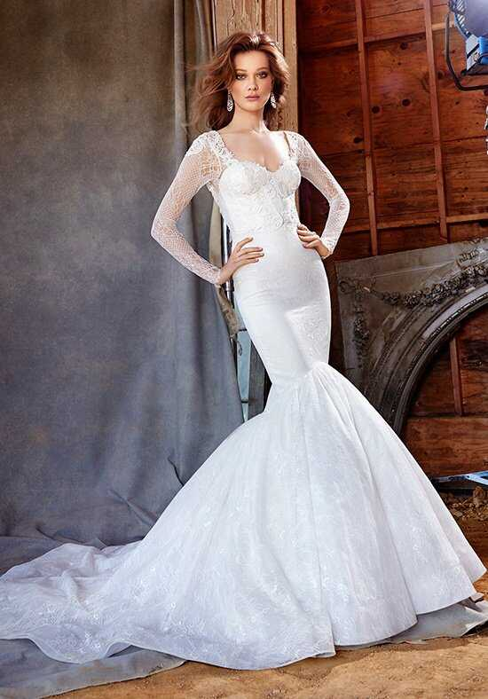 Lazaro 3560 Mermaid Wedding Dress