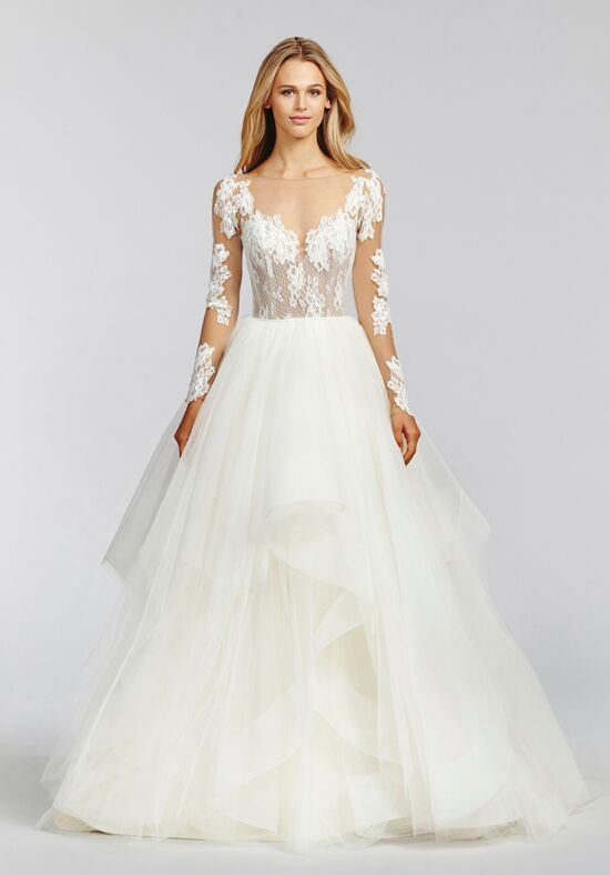 Blush by Hayley Paige Pippa 1652 Wedding Dress - The Knot